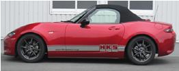 Mazda MX5 HipermaxIV GT